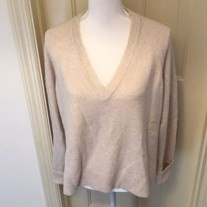 J. Crew V-Neck Sweater NWOT